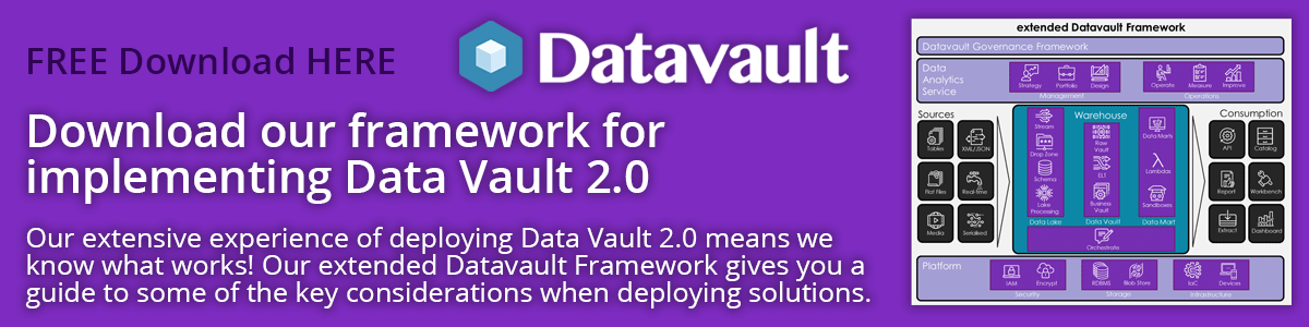 Data Vault-Data Governance-Information Governance-Data